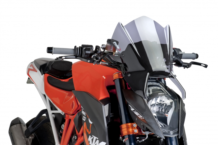 Aomc Mx Puig Naked Bike Windscreen Ktm Superduke 1290 12