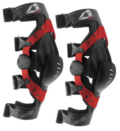 Mx Knee Braces >> Evs Axis Sport Knee Brace Pair