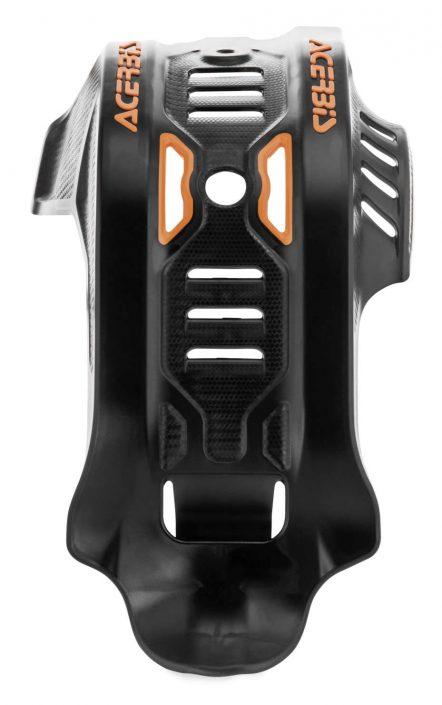 Acerbis Plastic MC Skid Plate Black for KTM 350 XC-F 2011