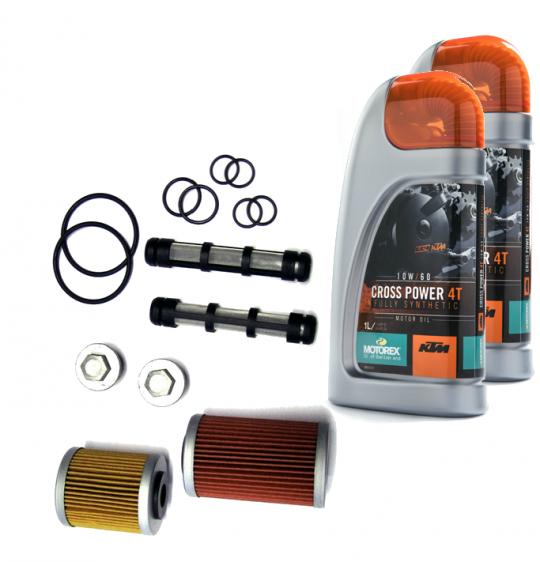 AOMC.mx  KTM Motorex 690 Duke Enduro R SMC Oil Change Kit cb6bb9284