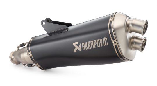 Akrapovic Slip-On Exhaust KTM 690 Enduro/SMC 2019