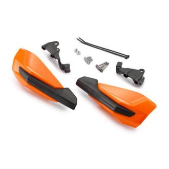 ktm xc handguards orange. Black Bedroom Furniture Sets. Home Design Ideas