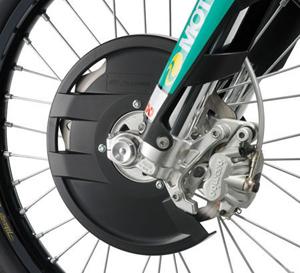 Kawasaki Rear Brake Rotor