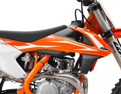 2018 ktm 450 xcf. beautiful xcf ktm shroud set 2018 sxfxcf with ktm 450 xcf e