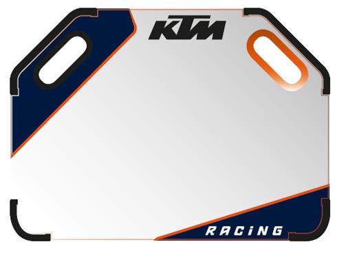 ktm racing pit board. Black Bedroom Furniture Sets. Home Design Ideas