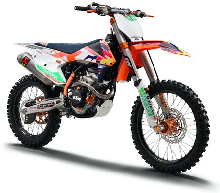 2016 ktm factory style graphic kit for Deco 990 adventure