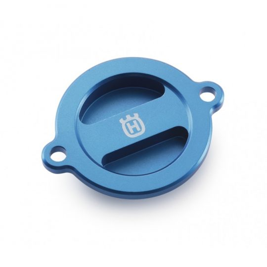 Husqvarna PowerParts Bar Ends Blue