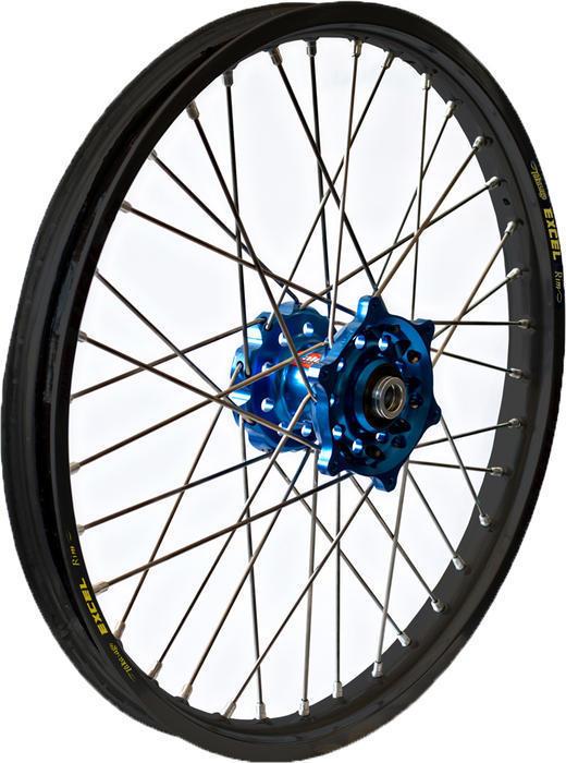 Aomc Mx Talonexcel Front Wheel 1 60x21 Blueblack Husqvarna 26mm