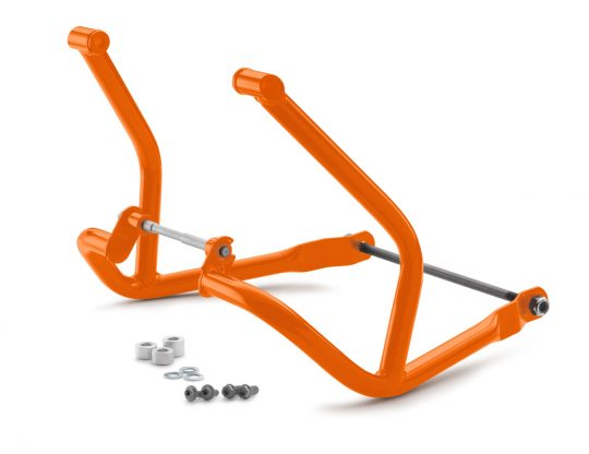 KTM Crash Bars (Orange) 390 Duke 17-18