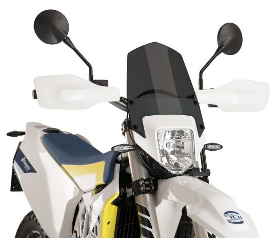 AMP Husqvarna Touring Windscreen by Puig