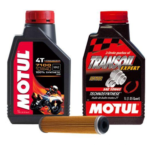Beta Motul Oil Change Kit RR/RS 10-17