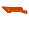 Bullet Proof Swingarm Guard (Orange) KTM