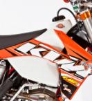 Clockwork XC Fuel Tank (Natural) KTM 2011 EFI