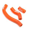 DRC Radiator Hose Kit (Orange) KTM 350 SX-F