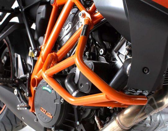 SW-Motech Crash Bars (Orange) 1290 SuperDuke R/GT