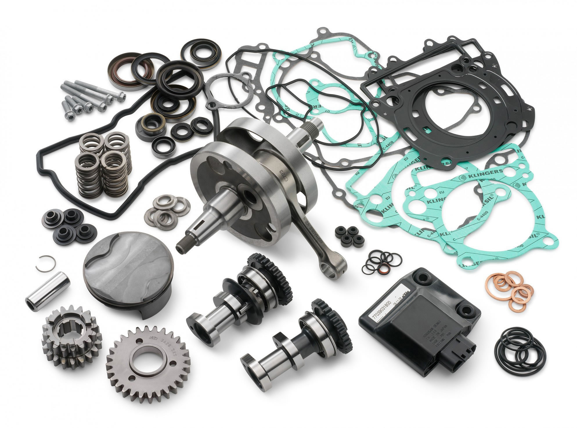 Ktm Parts Ktm Sxs Factory Tuning Kit 250 Sx F