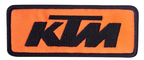 AOMC.mx: KTM Patch (Black) | 500 x 209 jpeg 21kB