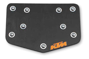 KTM EXC License Plate Holder  sc 1 st  AOMC.mx & AOMC.mx: KTM EXC License Plate Holder