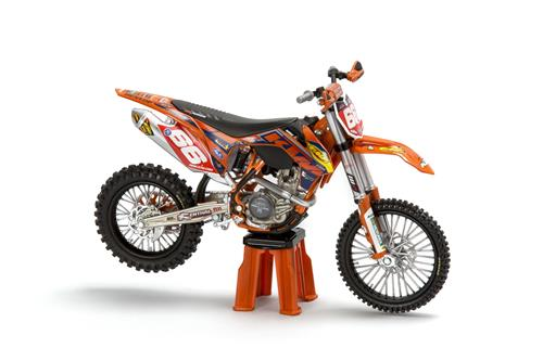 Aomc Mx Ktm Kurt Caselli H H Replica Model Bike