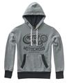 2013 KTM MotoRacer 53 Hoodie (Grey)