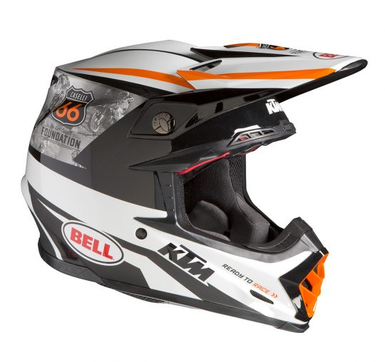 famous brand catch running shoes Bell Moto-9 Flex Kurt Caselli Helmet XXL