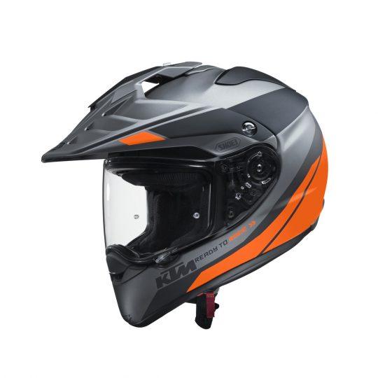KTM Hornet X2 Adventure Helmet by Shoei