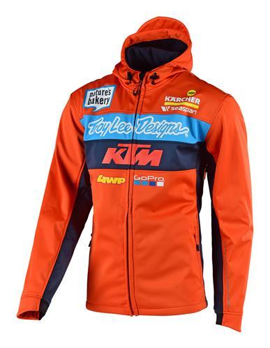 Troy Lee Designs Mens TLD KTM Team Pit Jackets