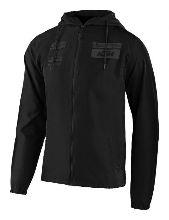 New Troy Lee Designs KTM Team Windbreaker Navy All Sizes