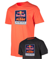 RedBull/KTM Logo Tee (Orange) XL