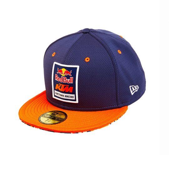 f2ed37b0a AOMC.mx: RedBull/KTM Factory Racing Mesh Fitted Hat (Navy/Orange)