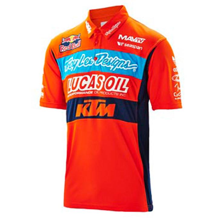 Troy Lee Designs Race Shop T Shirt