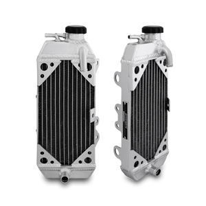 Mishimoto X-Braced Aluminum Radiator (Left) KTM RFS 450/525