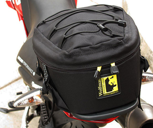 Aomc Mx Wolfman Luggage Peak Tail Bag