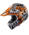 Arai VX Pro-3 Pride Helmet (Orange) MD