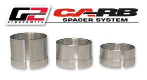 G2 Carb Spacer Kit 50 Mini Adventure
