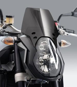 AOMC.mx: KTM Touring Windscreen 990 SuperDuke