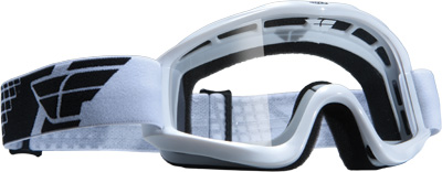 Fly goggle focus adult wht clear lens for Garage seat lens