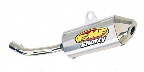 FMF Shorty 2 Stroke Silencer KTM 85SX 03 17