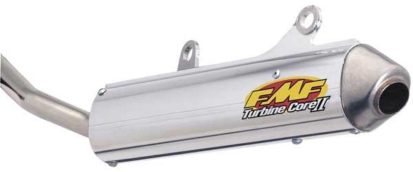 FMF Racing Turbinecore 2 Spark Arrestor Silencers 025179