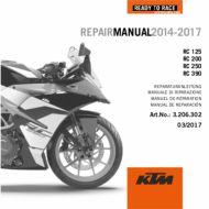 ktm 400 660 lc4 enduro 1998 2005 factory repair manual pdf