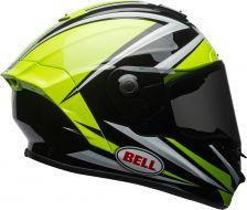 ef38e3f6 2018 Bell Star Helmet with MIPS Torsion (Gloss Hi-Viz Green/Black)