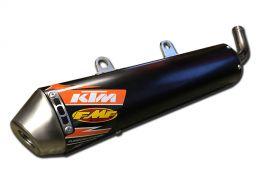 NEW OEM KTM FMF-Turbinecore-2.1-silencer 250 300 SX XC SIX DAYS 2017 55405981001